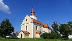 Pavlov - kostel svatého Víta 3.JPG