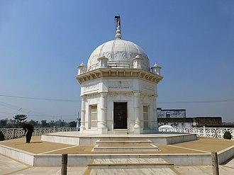 Pawapuri - Image: Pawapuri 014 Jaina Shrine (9245750522)