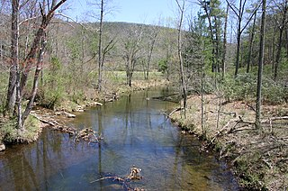 Pedlar River river in the United States of America