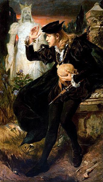 Ficheiro:Pedro Américo - Visão de Hamlet 2.jpg