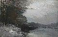 Pelletier P.J. - Oil on canvas - Paris, la Seine sous la neige - 38x61cm.jpg