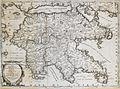 Peloponneso hoggidi Morea - Coronelli Vincenzo - 1686.jpg