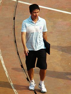 Peng Weiguo Chinese footballer