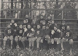 1898 Penn State Nittany Lions football team - Image: Penn State Football 1898