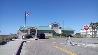 Pensacola Beach, Florida - Pensacola Beach Sheriff's Substation