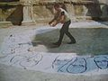 Performance, Nimes, 1999.jpg