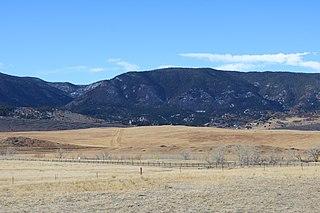 Perry Park, Colorado Census Designated Place in Colorado, United States