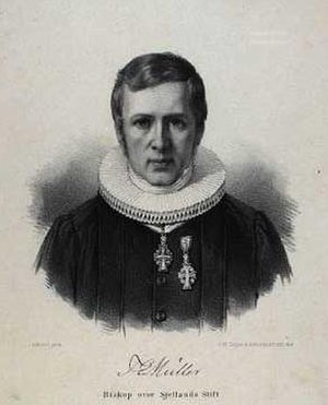 Peter Erasmus Müller - Image: Peter Erasmus Müller
