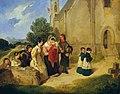 Peter Fendi - Der Taufgang - 2090 - Kunsthistorisches Museum.jpg