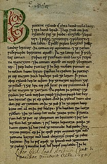 <i>Anglo-Saxon Chronicle</i> Set of related medieval English chronicles