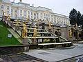 Peterhof cascade 4 oct 2004.jpg