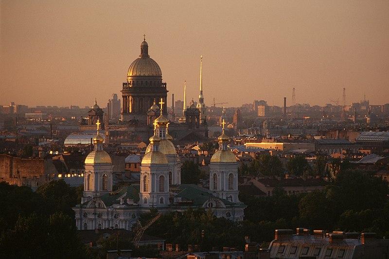 File:Petersburg Nikolskiy from Sowjetskaja Hotel.jpg