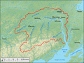 Petitcodiac River watershed.png