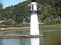 Petrópolis RJ Brasil - Farol do Lago do Palácio Quitandinha - panoramio.jpg