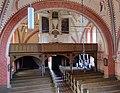Petschow (Dummerstorf), Dorfkirche, Orgel (03).jpg