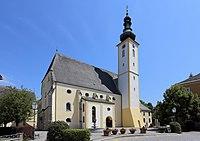 Peuerbach - Pfarrkirche.JPG