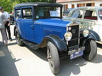 Peugeot 201 thumbnail