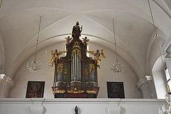 Pfarrkirche Kaindorf Orgel.JPG