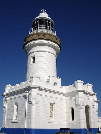 Cape Byron Light - Cape Byron Light in 2006