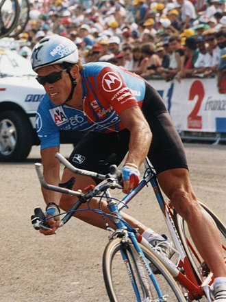 Phil Anderson (cyclist) - Anderson at the 1993 Tour de France