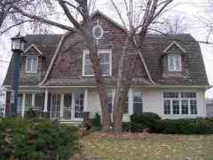 National Register of Historic Places listings in Iowa - Phil Hoffman House, in Mahaska County