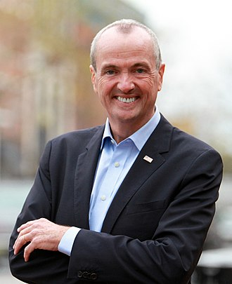 Phil Murphy - Image: Phil Murphy for Governor (33782680673) (cropped)