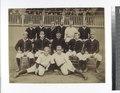 Philadelphia Baseball Club, 1887, Capt. Irwin, Maul, McGuire, Wood, Fogarty, Ferguson, Buffinton, Farrar, Gunning, H. Wright, Clements, Bastian, Mulvey (NYPL b13537024-56303).tiff