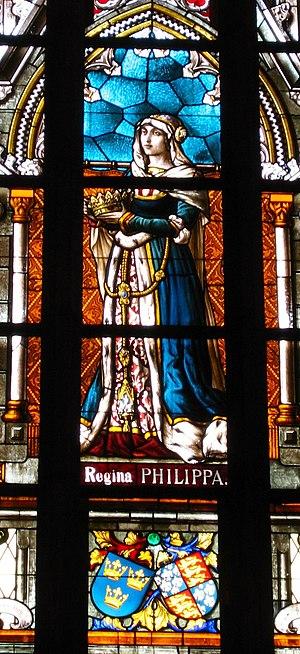Philippa of England - Image: Philippa vadstena