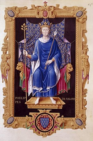 Hundred Years' War (1337–1360) - Philip VI of France