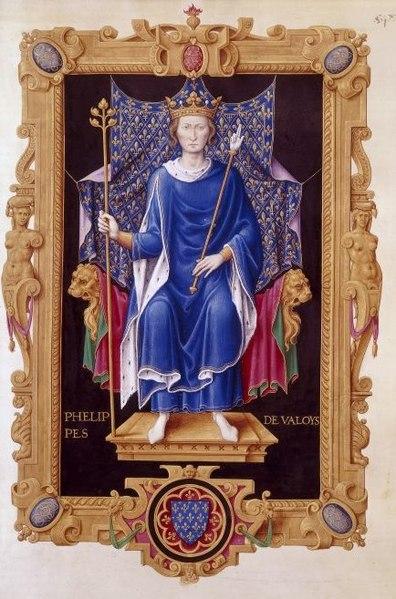 Archivo:Philippe VI de Valois.jpg