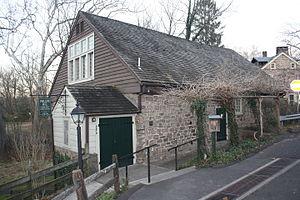 John Fulton Folinsbee - Phillips' Mill Arts Center, 2619 River Road, New Hope