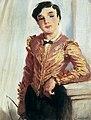 Philpot, Glyn Warren; Circus Boy; Leeds Museums and Galleries.jpg