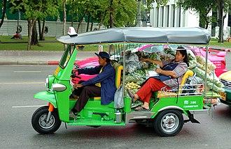 Auto rickshaw - Thailand