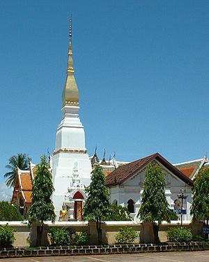 Sakon Nakhon Province - Phra That Choeng Chum
