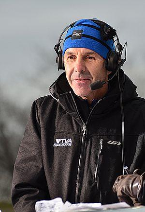 Pierre Harvey - Pierre Harvey in 2012