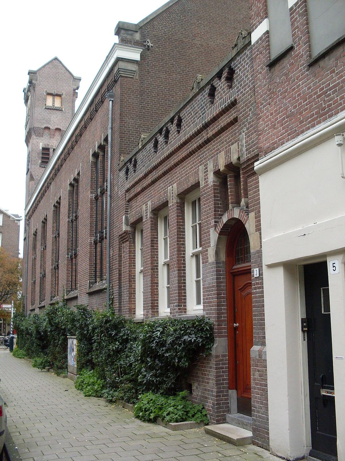 Extrêmement Duivelseiland (Amsterdam) - Wikipedia EA11