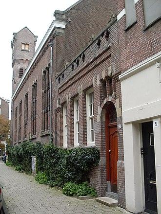 Duivelseiland (Amsterdam) - Pieter Basstraat