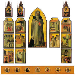 Beata Umiltà Altarpiece