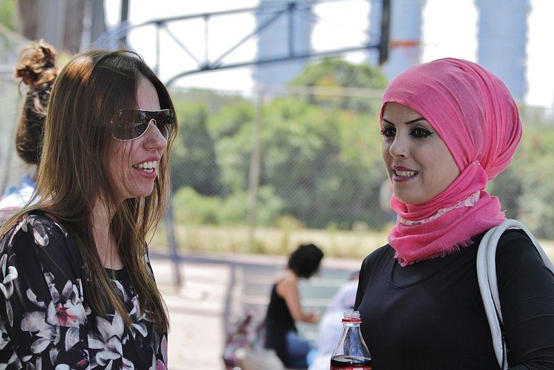 אמירים TEC - מפגש רב תרבותי  בסמינר הקיבוצים