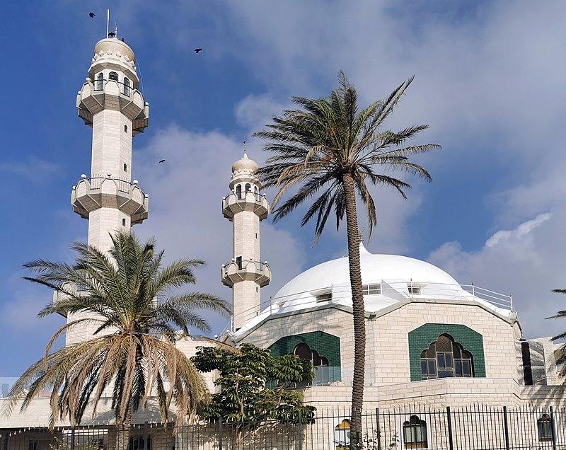 מסגד האחמדים