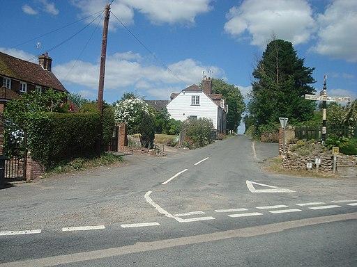 Pilgrims Way, Hollingbourne - geograph.org.uk - 1946107