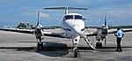 Pineapple Air - Beechcraft 1900C airplane (14 June 2012) (New Providence Island, Bahamas) (25455603168).jpg