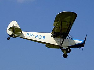 Piper Super Cub 150 pic1.JPG
