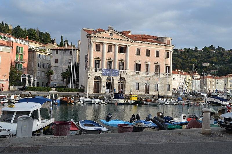 File:Piran naval museum.JPG