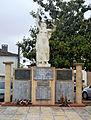 Plaisance (Gers) - Monument aux morts vue générale.JPG