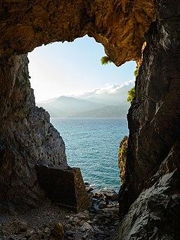 Plakias Gonates Cave 01