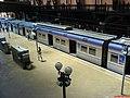 Plataforma com o Trem Metropolitano parado para Embarque - Estação da Luz - panoramio.jpg