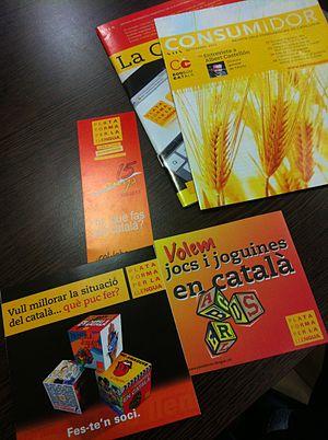 Plataforma per la Llengua - Magazines Plataforma per la Llengua