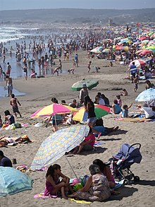 Playa Grande de Cartagena (Chile).JPG