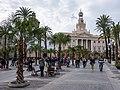 Plaza de San Juan de Dios - Cadiz, Spain - panoramio.jpg